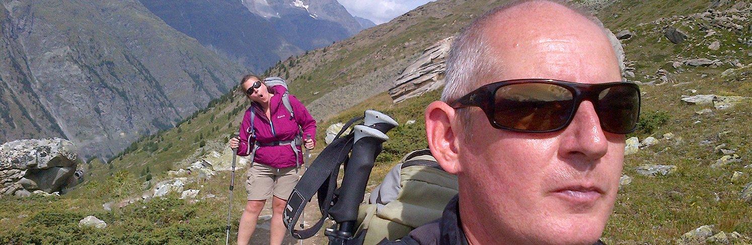 haute route zermatt