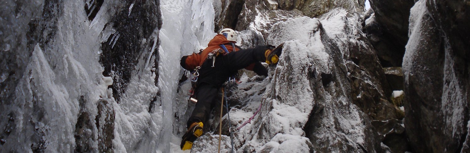 mixed climbing snowdonia