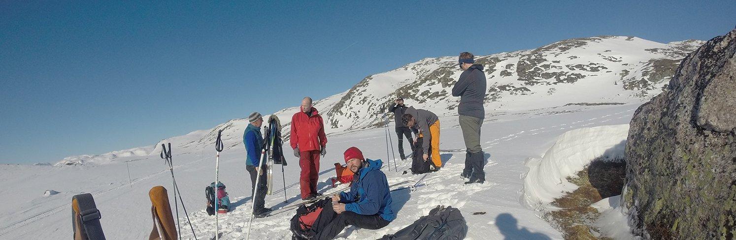 nordic bc skiing